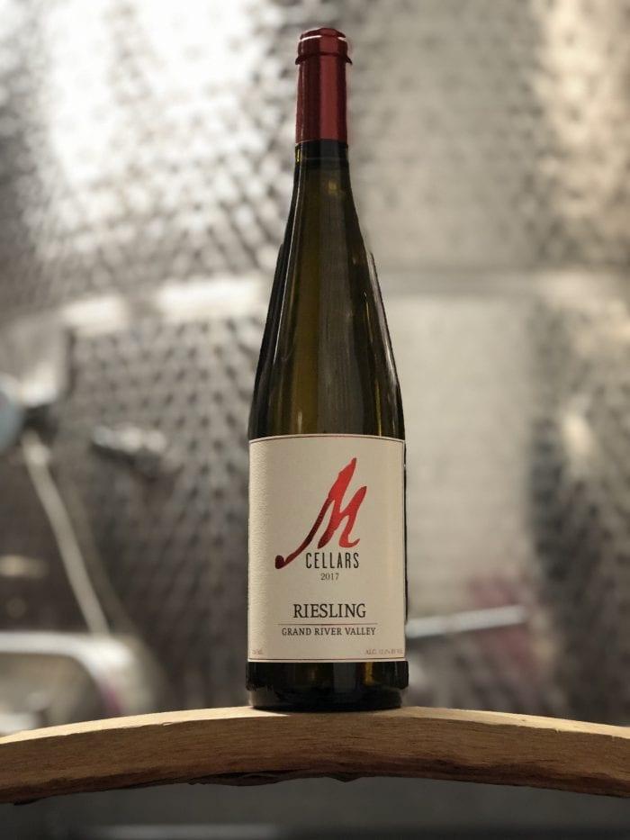 M-Cellars-2017-Riesling-Wine