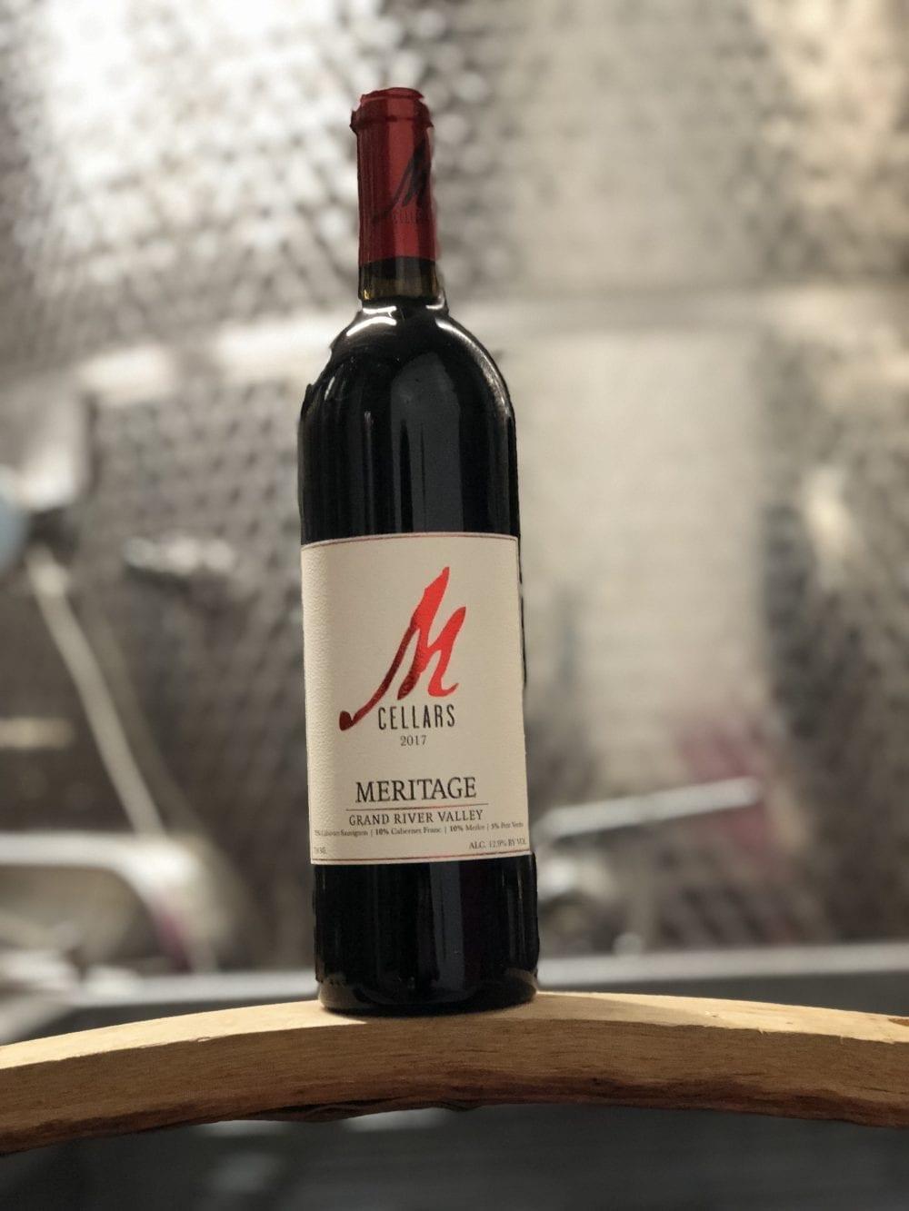 M-Cellars-Meritage-2017- Wine
