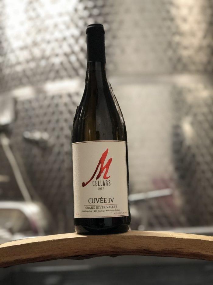 M-Cellars_Cuvee IV- Wine