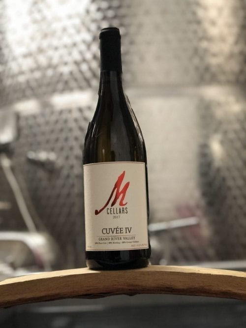 M-Cellars_Cuvee IV- Wine