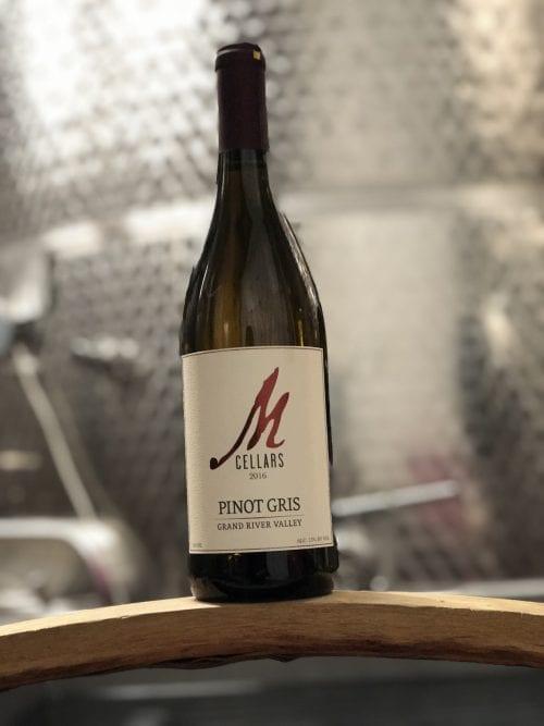 M-Cellars- Pinot Gris-2016