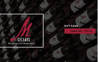 M Cellars-Gift Card