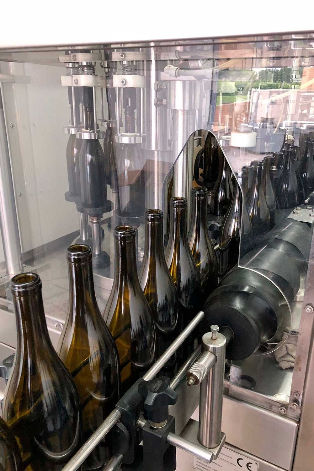 m cellars bottling process
