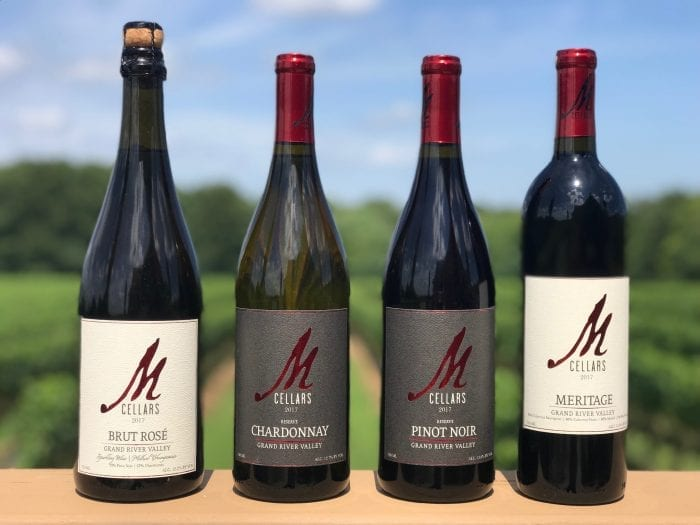 Wine Bundle   M Cellars Select Collection